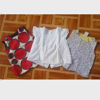 Selling as bundle 1 to 2 years old 50% off SHIPPING FEE