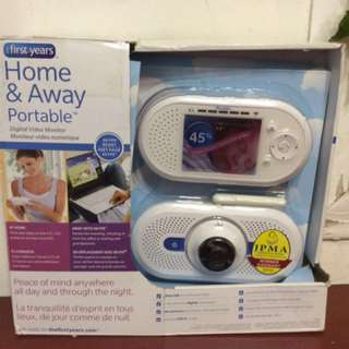 Home & Away PC-Connect Digital Baby Video Monitor