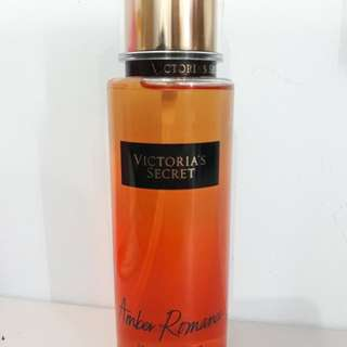 Victoria's Secret in Amber Romance