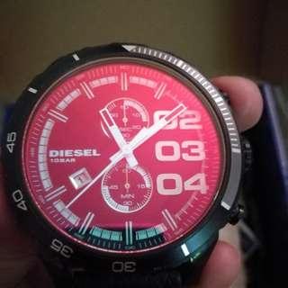 Diesel 50mm dz3411 chronograph wrist watch