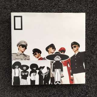 SHINee - Everybody Album