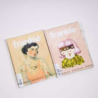 FRANKIE MAGAZINES: ISSUE 72 & 74