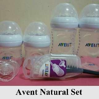 AVENT Natural Newborn Starter Set Customized