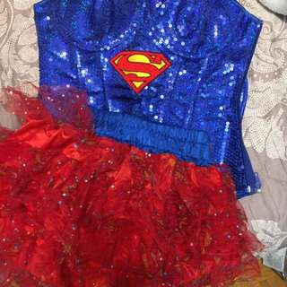 Super Woman Halloween Costume
