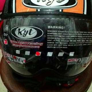 Helm retro Kyt Elsico