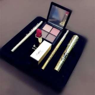 Ready Stock OEM YSL Make up Set 5in1
