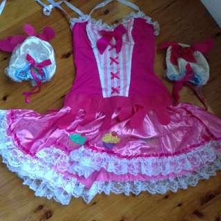 Katy Perry/ Baby cakes Costume