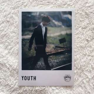 Youth limited photoset Jungkook