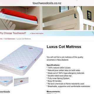 Touchwood Cot Mattress