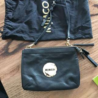 Mimco 'Secret Couch' hip bag