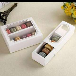 BN 5pcs Macarons Gift Box