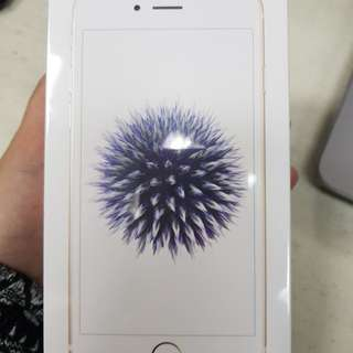Brand New and Sealed IPhone 6 32gb Gold