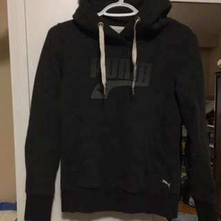 *reduced* Puma Hooded Pullover