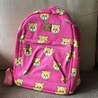 Cute pink kid bag