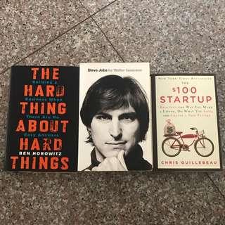Steve Jobs Ben horowitz $100 startup