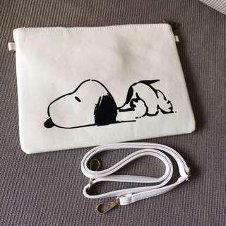 Cute cartoon sling bag