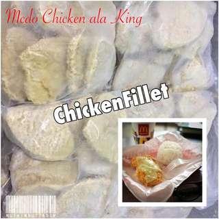 Chicken Fillet / McDo Chicken ala King