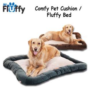 Comfy Pet Cushion / Fluffy Bed