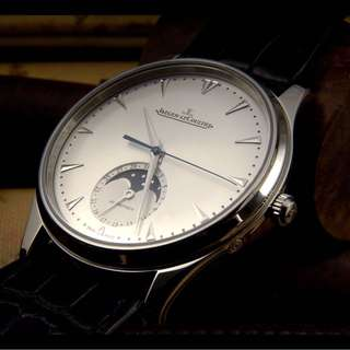 Jaeger-LeCoultre Master Ultra Thin Moon 39 mm