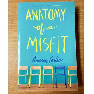 Preloved: Anatomy of a Misfit by Andrea Portes