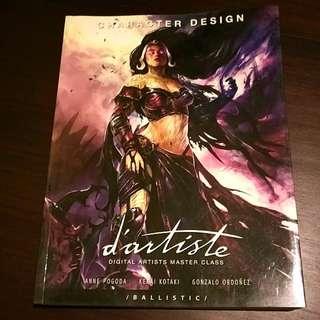 Ballistic: D'artiste Character Design