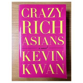 Preloved: Crazy Rich Asians by Kevin Kwan