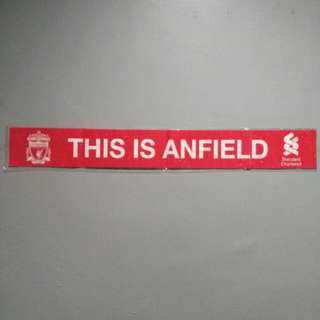 Liverpool Car Windscreen Sticker