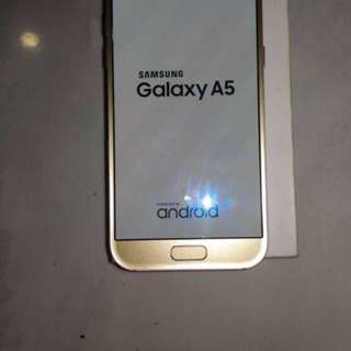 Samsung galaxy A5 2017 Sme set