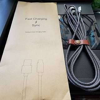 Type C Cable 6 feet long