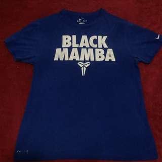 Nike blue Mamba