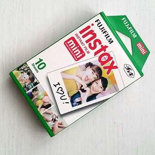 Fujifilm Instax Film 10 sheets