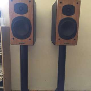tannoy mercury 2 with stand