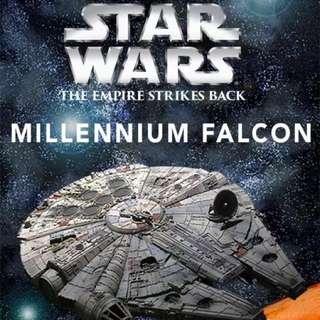 Efx Star Wars Millennium Falcon 星球大戰1:13千歲鷹