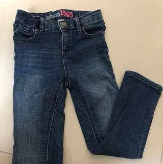 baby gap skinny jeans 4tahun