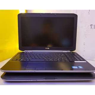 dell super sale core i5 2nd gen 15 inches laptop with numpad