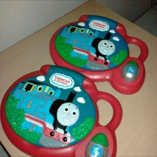 THOMAS TANK LEARN EXPLORE LAPTOP FROM VTECH