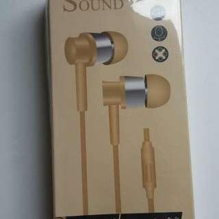 全新SUPER BASS TWIST耳機