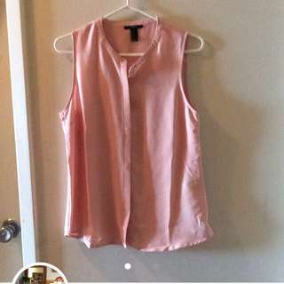 Peachy Forever 21 Top