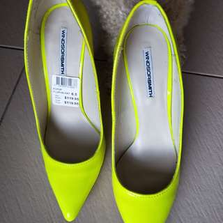 Brand new Windsorsmith pumps size 6.5