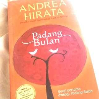 Andrea Hirata Padang bulan