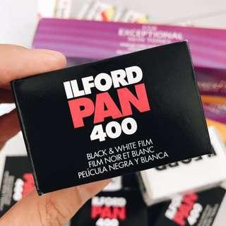 Ilford Pan 400 35mm