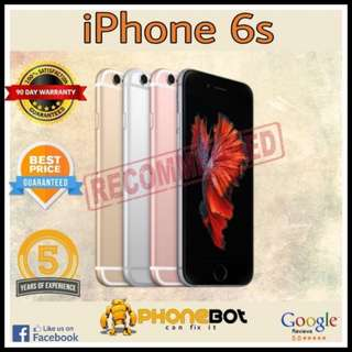 Refurbished iPhone 6s 16 GB and 64 Gb model