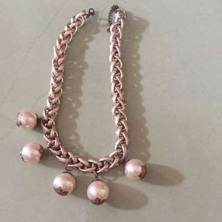kalung pearl