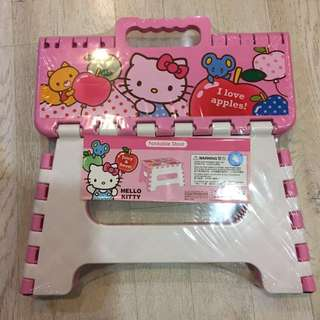 Sanrio Hello Kitty Foldable Stool