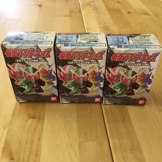Kamen Rider Double scoop toys