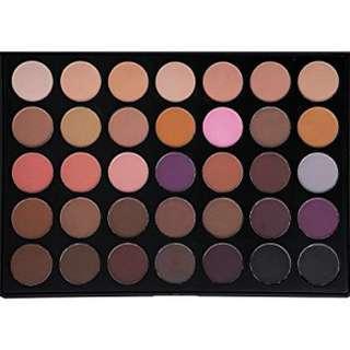 (Authentic!)Morphe 35N eyeshadow palette-35 Colour neutral