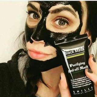 Shill Black Mask