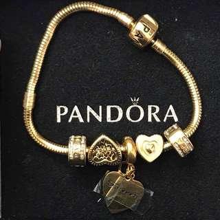 Pandora bracelet Premium
