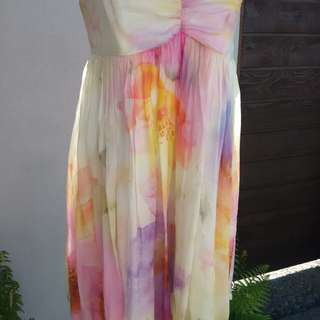 Forever New silk dress-12