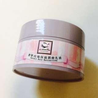 [全新]奢華玫瑰保濕潤膚乳液50ml
